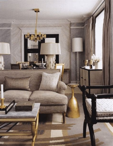 decorating with gold fox den rd