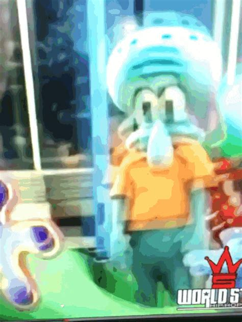 Squidward dab gif 8 » GIF Images Download G Alphabet Wallpapers
