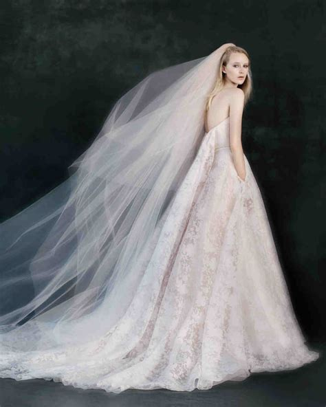 Bridal Veil by 12 Seriously Stunning Wedding Veils Martha Stewart Weddings