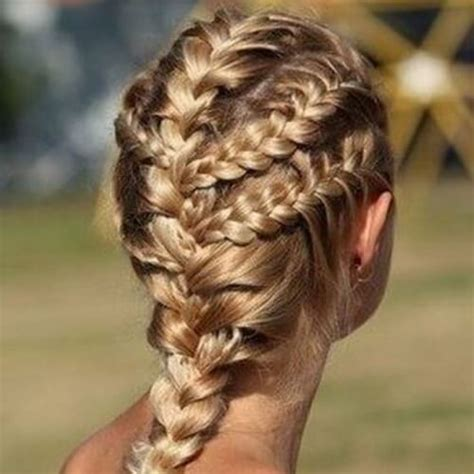 hairstyles with multiple braids 50 french braid hairstyles hair motive hair motive