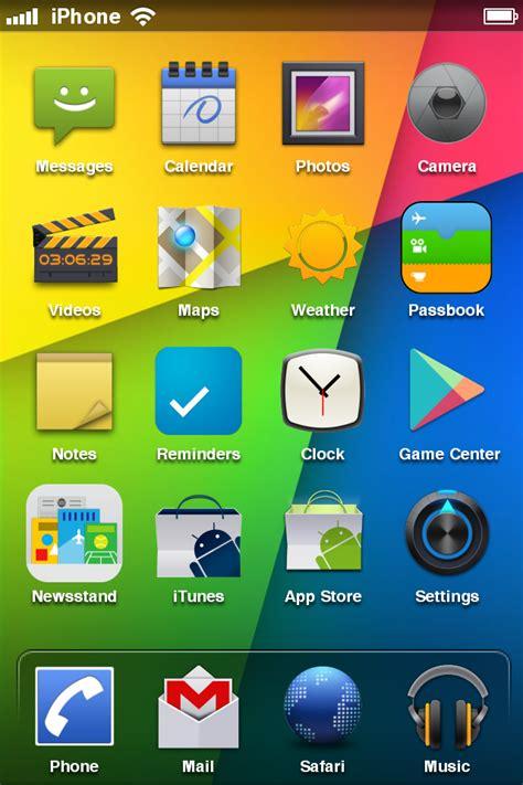 themes android ios 7 android 2014 theme o noua tema android pentru ios 7