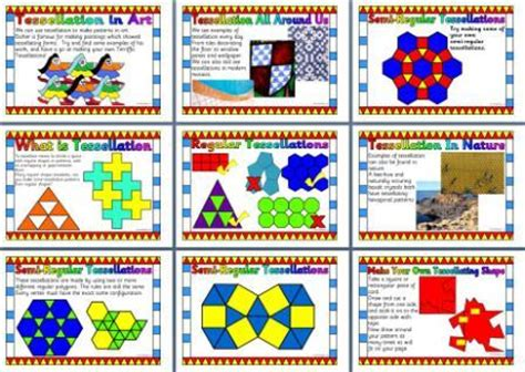 printable shapes for classroom display free maths resource ks2 tessellating shapes explanation