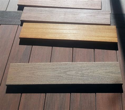 composite wood composite decking vs wood