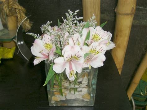 arreglos de mesa para bautizo con flores arreglos florales sencillos arreglos y centros de mesa