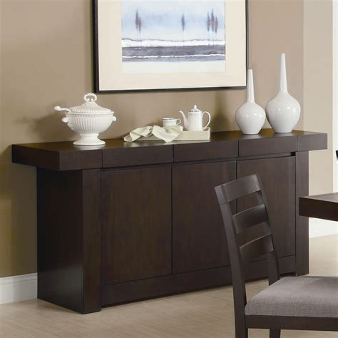 Outdoor Patio Ideas by Modern Dining Room Sideboard Server Table Cabinet In