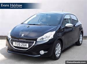 Peugeot Doncaster Used 2015 Peugeot 208 1 4 Hdi Style 5dr For Sale In South