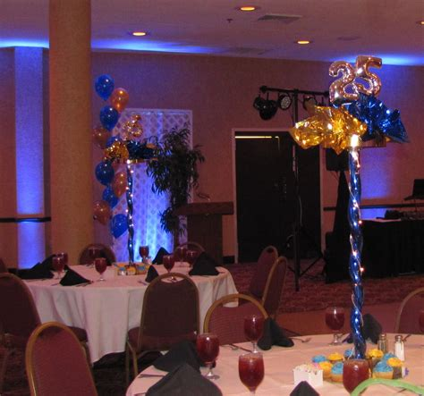 party people event decorating company  class reunion