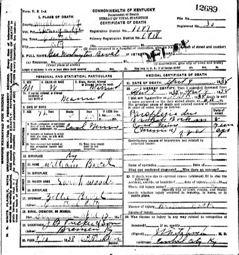 Butler County Ohio Birth Records Butler County Birth Certificate Image Collections Birth