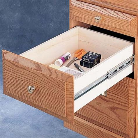 Kitchen Cabinet Doors And Drawers Replacement accuride full extension zinc box drawer slides series