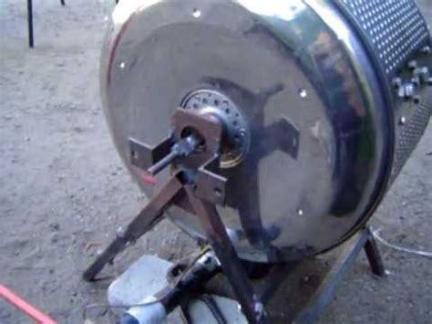 tostadora de cafe artesanal como hacer una tostadora de caf 233 con una lavadora ikkaro