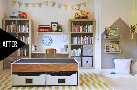 modern playroom furniture the one room challenge week 6 modern playroom reveal