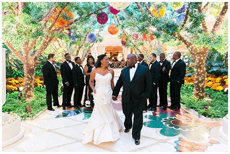 Las Vegas Weddings by Encore Wedding Gaven Las Vegas Wedding