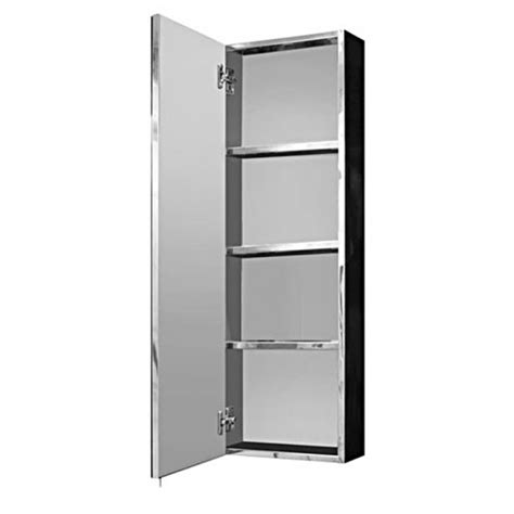 Mirror Bathroom Cabinets Offers Stainless Steel Mirrored Cabinet 900 H 300 W 140 D