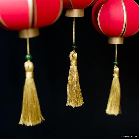 new year lantern easy diy new year paper lantern lia griffith