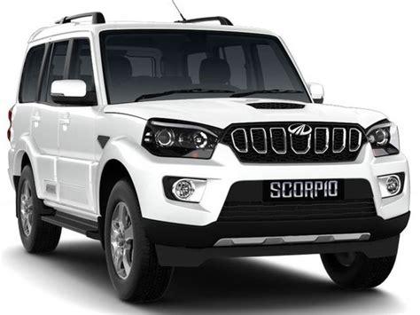 mahindra scorpio price mileage specs features models drivespark