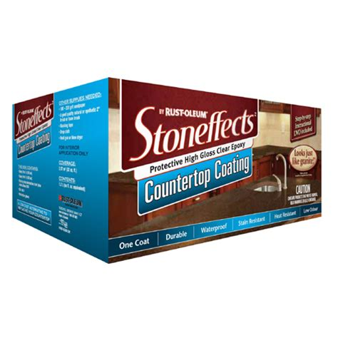 quot stoneffects quot countertop coating step 3 rona