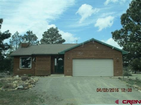 houses for sale in pagosa springs co pagosa springs colorado reo homes foreclosures in pagosa