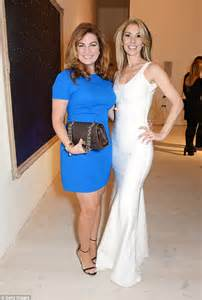How To Frame A Floor karren brady catches the eye in bright blue dress as she