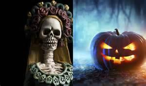 imagenes halloween y dia de muertos comparaci 243 n entre el d 237 a de los muertos y halloween
