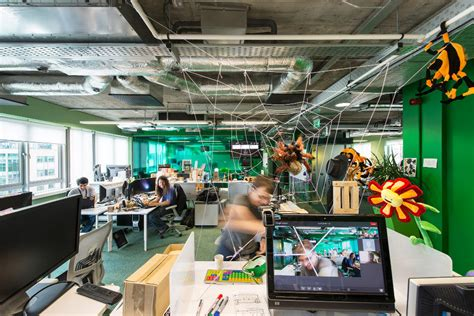 google s new office in dublin