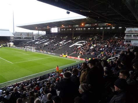 Craven Cottage Stadium by Craven Cottage Fulham The Stadium Guide