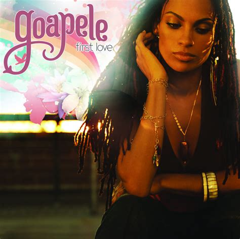 goapele cd covers first love album by goapele lyreka