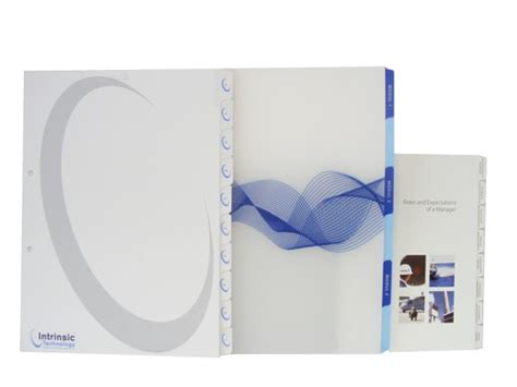 Decorative Tab Dividers by Presenting Binders Quality Ring Binders And Bound