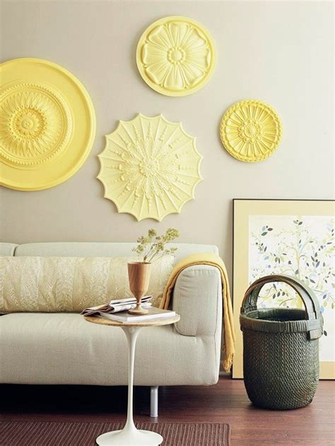 spray paint ceiling rosettes from home depot 8 20 per