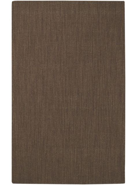spa rug soft wool sisal mocha sale