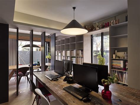 gorgeous office space gorgeous ergonomic work space concealed beautifully