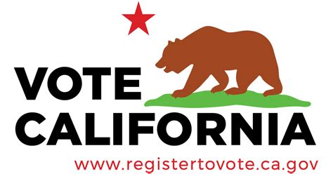 To Vote by Voter Registration California Of State