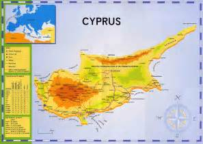 Cyprus World Map by Cyprus Map Clickable Map Of Cyprus Paphos Nicosia