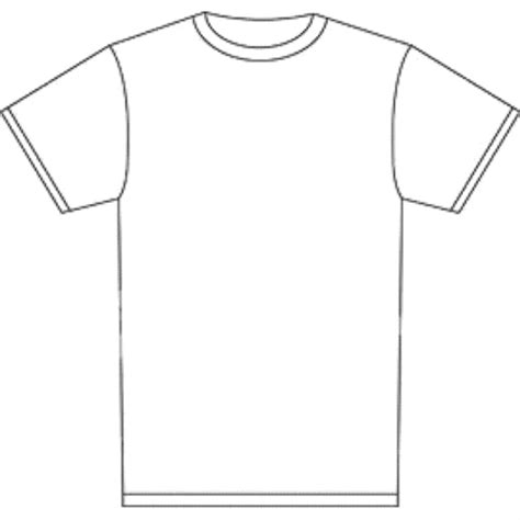 blank tshirt template blank white t shirt clipart best
