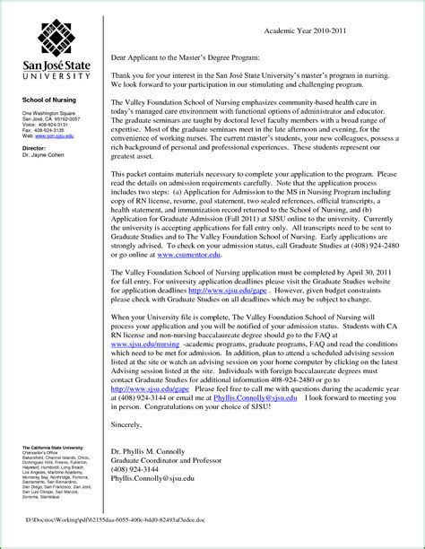Letter Of Recommendation How nursing recommendation letter help