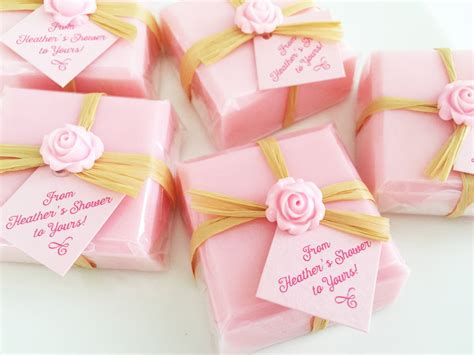 bridal shower favors soap favors bridal shower favors baby by sweetclementinesoaps