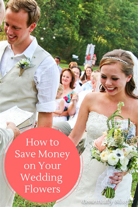How To Save Money On A Wedding by How To Save Money On Your Wedding Flowers