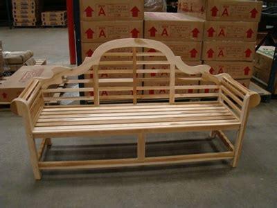 lutyens bench plans teak lutyens bench 190