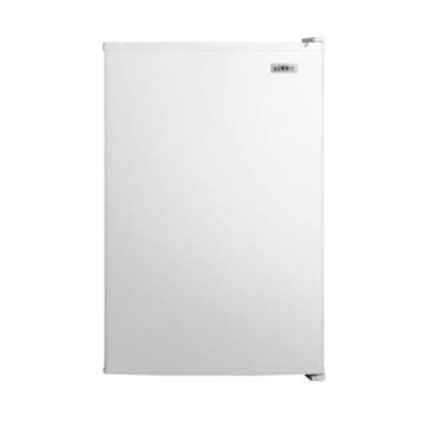 Small Upright Freezers At Home Depot Summit Appliance 5 Cu Ft Upright Freezer In White Fs603