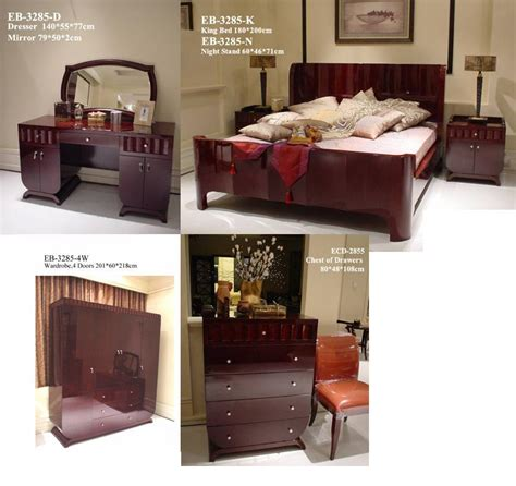 china new classic bedroom furniture eb3285 china
