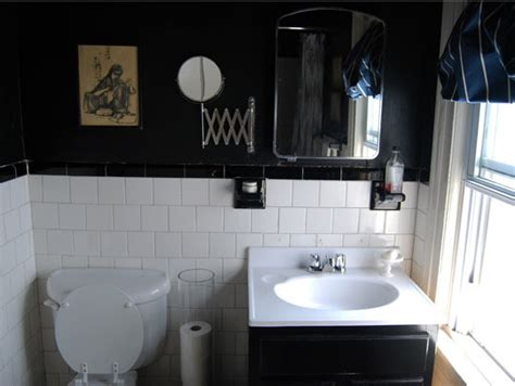 paint color portfolio black bathrooms rent boston homes