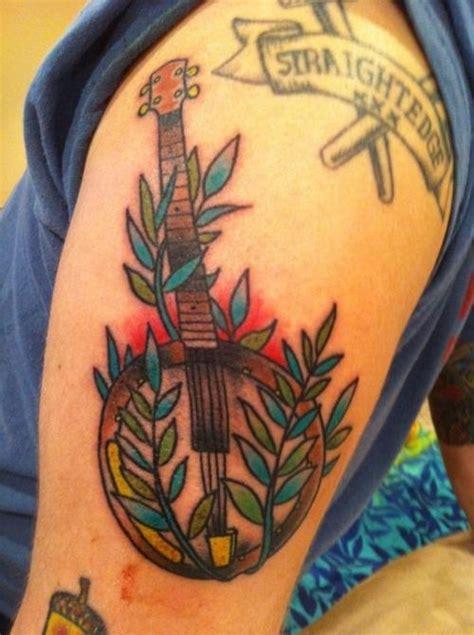 banjo tattoo 17 best images about banjo on david