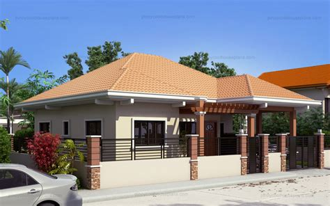 One Story House Plans by Ramirez Contemporary Filipino Residence Pinoy House Plans