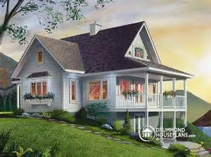 walk out basement plans house plan w2939b detail from drummondhouseplans