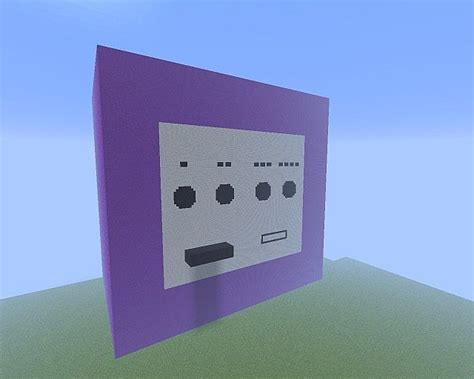 gamecube gameboy advanced sp tv minecraft project