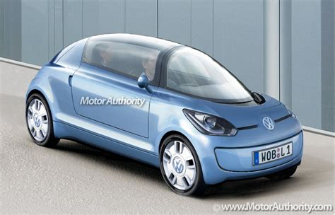 1 Liter Vw Auto by Vw 1 Liter Tandem City Car Tipped For 2010 Production