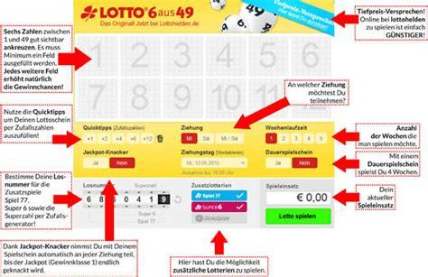 wie benutzt ein bd richtig wie spielt lotto regeln tipps und ratschl 228 ge