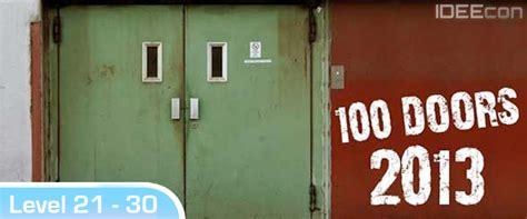 100 doors room rescue 22 100 doors 2013 l 246 sungen level 21 22 23 24 25 26 27