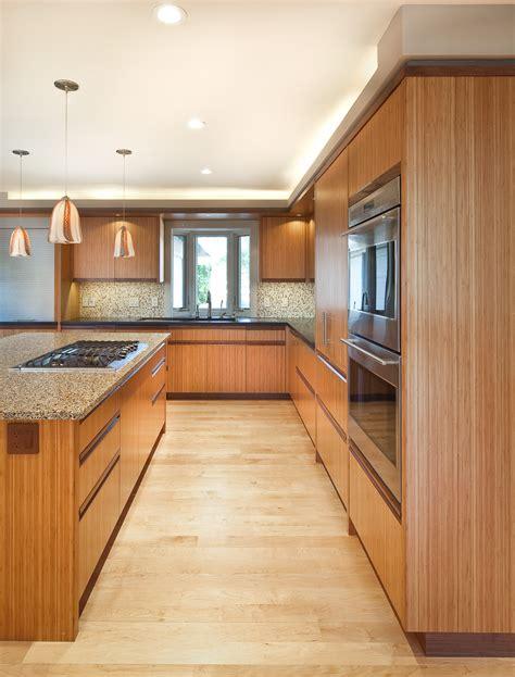 bamboo kitchen cabinets bamboo kitchen cabinet by berkeley mills