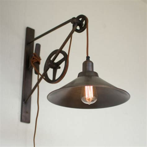 Metal Kitchen Canisters by Double Pulley Wall Sconce Nnl2518