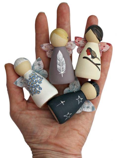 robin bereavement gifts fairy peg doll lotty lollipop
